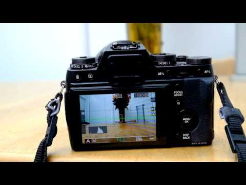 Fuji X-T1 Film Simulation Bracketing
