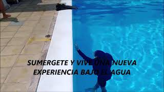 Entrenamiento apnea, club Barracudas  Cali