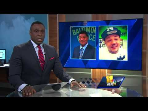 Video: Baltimore police spokesman's brother killed in homicide