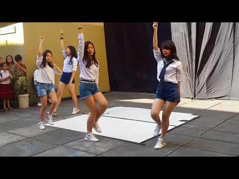 LAGU JOGET ENAK  REMIX Babo: Silik Walong New 2017 Dance Anak SMA 17 AGUSTUS SURABAYA