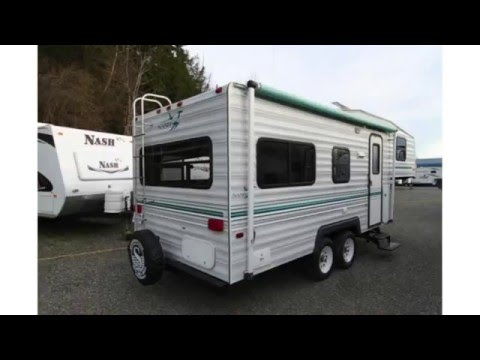 Used 1997 Northwood Nash 21-5R Fifth Wheel For Sale in Sumner, near Olympia and Seattle, WA
