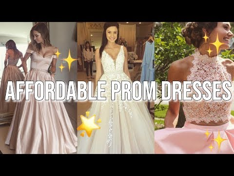 tips-for-affordable-prom-dresses-shopping-2019---best-prom-dress-for-teenager-girls
