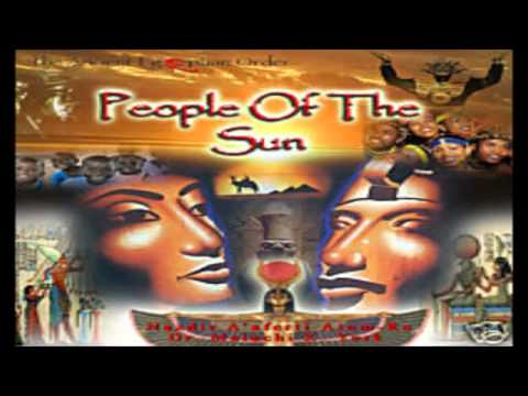 People of The Sun (The Sun Cycle)