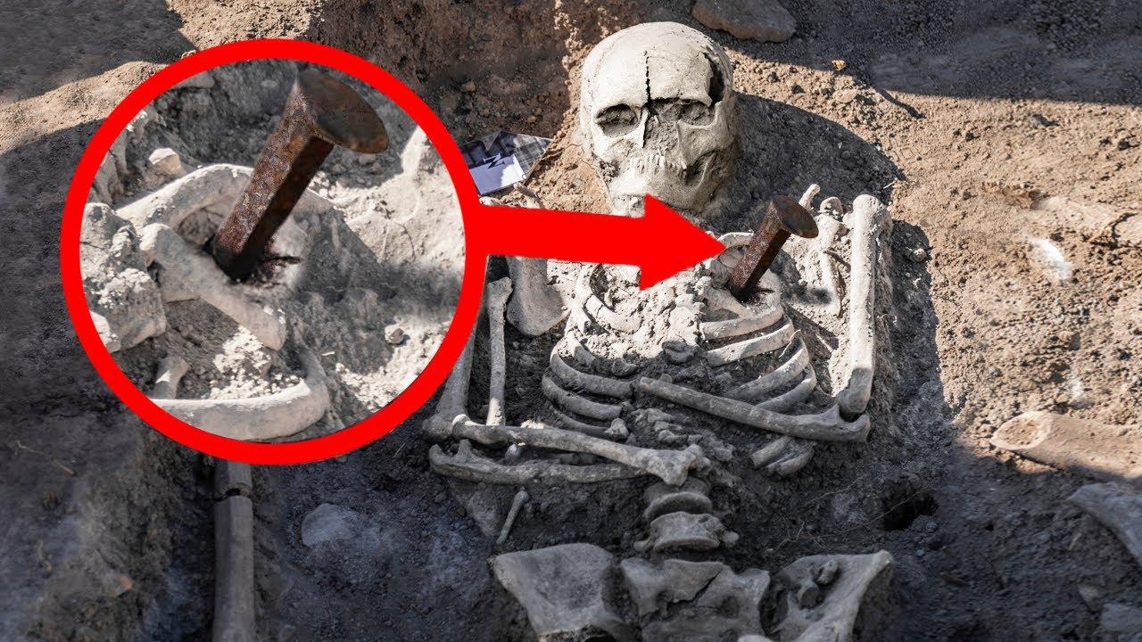 MISTERIOSOS Descubrimientos Arqueológicos  Más ATERRADORES
