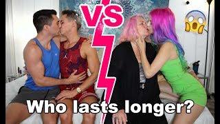 Gay Couple Vs Lesbian Couple