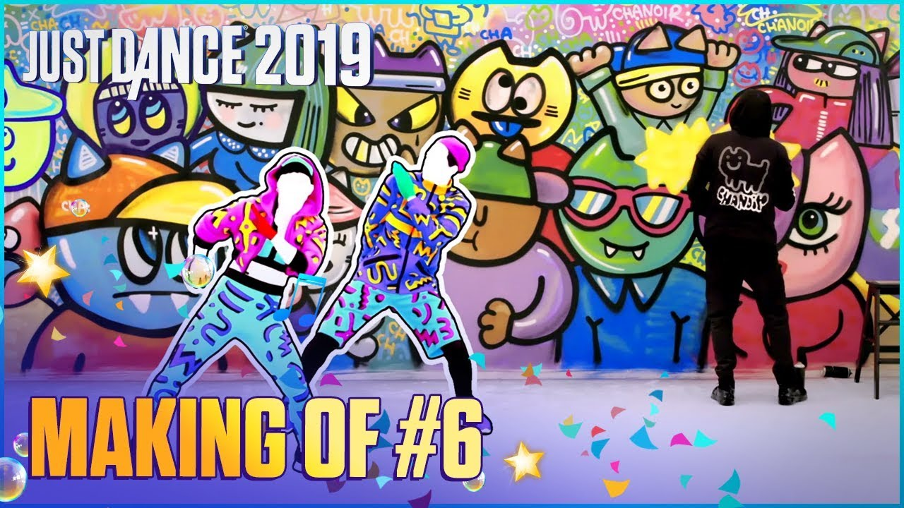 Just dance 2019 the making of bum bum tam tam chanoir collaboration ubisoft us