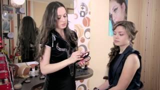видео уроки макияжа Евгении Резник
