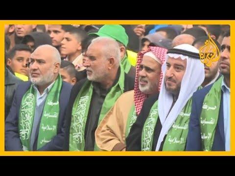 ???? بمسيرات وفعاليات متنوعة بغزة.. #حماس تحيي الذكرى 32 لتأسيسها  - نشر قبل 2 ساعة