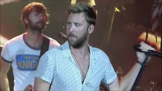 Lady Antebellum - Love Don't Live Here - SBC, Camden, NJ  9/19/2015