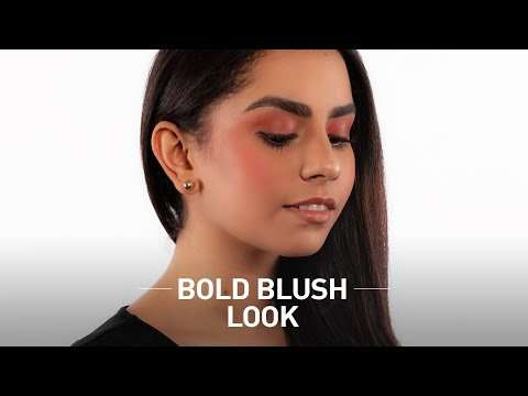 Bold Blush with Resham
