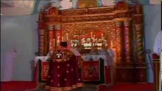 Malankara Orthodox Holy Qurbana [Malayalam-Full 1¾ hrs]