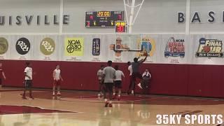 Louisville Men's Basketball | Open Run 09.08.18