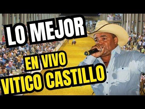 VITICO  CASTILLO (EN VIVO HD 1080) COMPLETO 1/2  EL GRAN VITICAZO EN GUAYANA