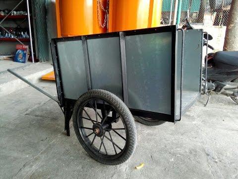 Xe cai tien - xe bo - xe cải tiến - xe bò - Cty Bình Phát: 0973376825