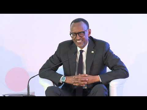 Inauguration of CMU-Africa Campus| Fireside Chat with President Kagame | Kigali, 21 November 2019
