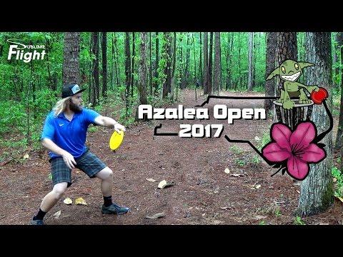 Azalea Open 2017 Disc Golf Tournament