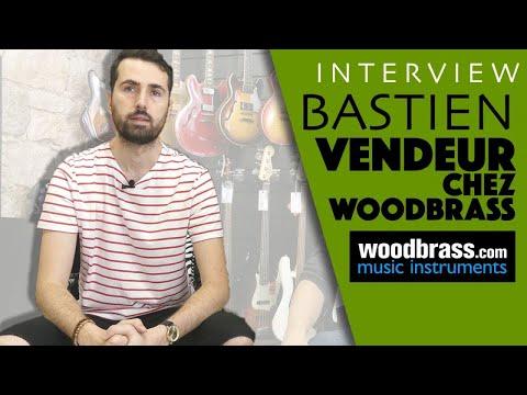 Interview Bastien, Vendeur magasin de musique