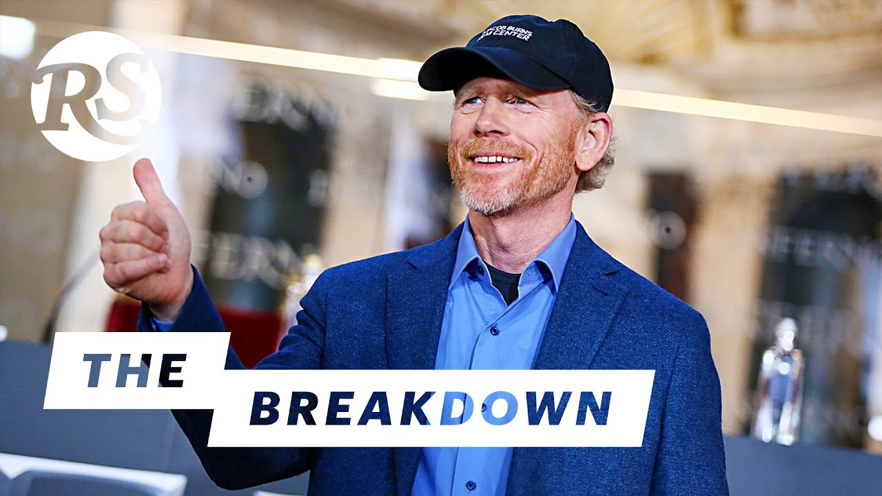 Ron Howard on Directing 'Hillbilly Elegy,' Working With Glenn Close and Amy Adams | The Breakdown