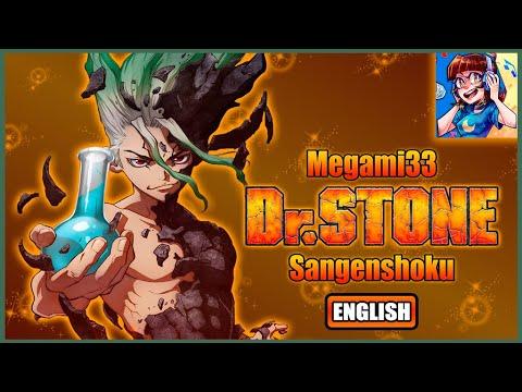 Dr. Stone Op 2  Sangenshoku Full English Cover
