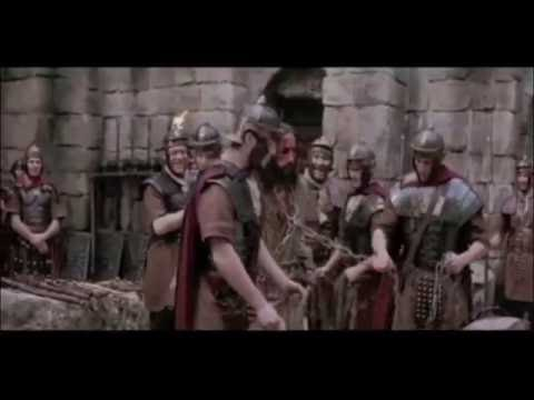 The Passion of the Christ clips for teens/kids- O the blood of Jesus Kari Jobe