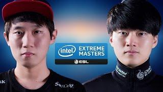StarCraft 2 - Bomber vs. Revival (TvZ) - IEM 2014 San Jose - Quarterfinal