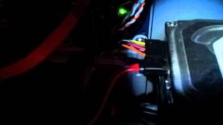 Weird hard drive noise