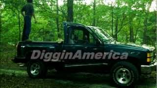 DigginAmerica - I Sang Dixie