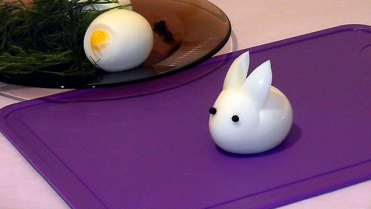 Как сделать лебедей из яйца пошагово 95