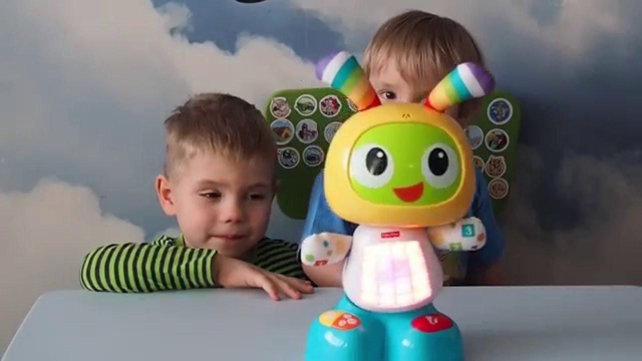 Очень давно я поглядываю в сторону и самого робота бибо и бибель и их щенка. Но цена за игрушку просто космос. В чудо-юдо бибель стоит 4 499.