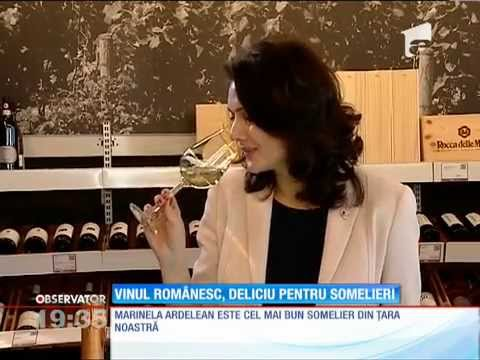 The interview with Marinela Vasilica Ardelean  on TG ( Observator)  ANTENA1, in Romania