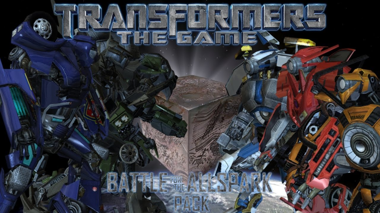 Battle for the Allspark   Teletraan I: The Transformers ...