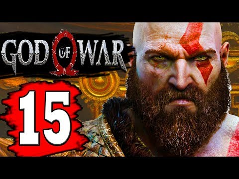 GOD OF WAR 4 Walkthrough Part 15 - THE BLACK RUNE / Escape the Trap Puzzle - Solved