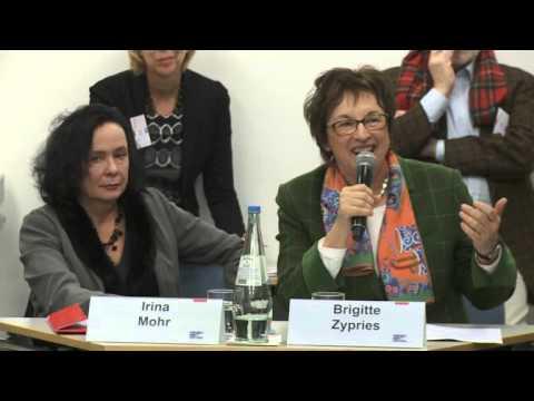 #DigiKon15: Sharing Economy – Brigitte Zypries (1)