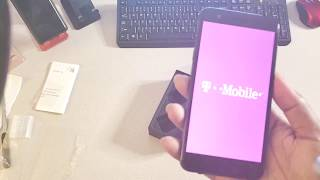 T-Mobile LG K30: Unboxing, No Type-C, Horrible Stickers, Overview