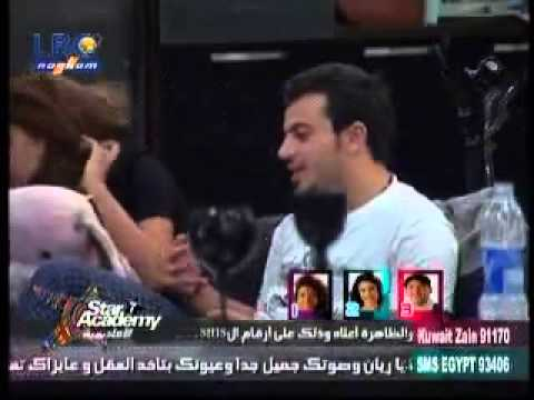 star academy 7 talking basel rania tahra aziz mral