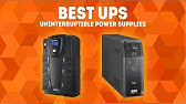 UPS Battery Backup for your Security Camera System - YouTube