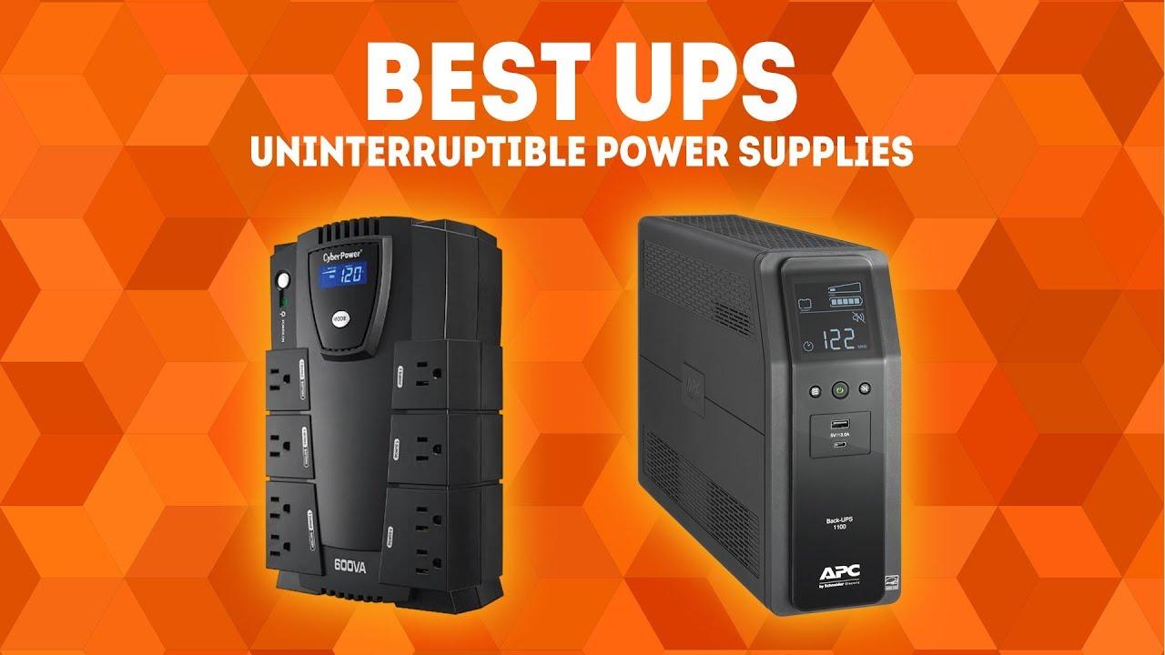 Best Uninterruptible Power Supplies 2020 Ups Winners The
