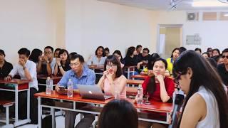 Talkshow Career tại Trường Đại Học Tài Chính - Marketing