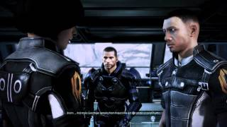 Mass Effect 3 Chronicles : Chapter 14 : Cerberus Scientists
