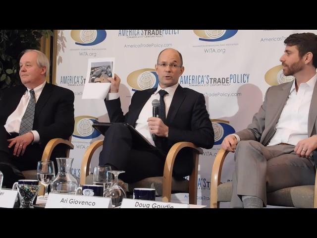 2/9/17 WITA Event: NAFTA 2.0? Panel: Ralph Carter
