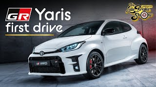 New Toyota GR Yaris first drive - best WRC homologation hot hatch? // The Late Brake Show