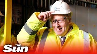 Boris Johnson says his Brexit deal is