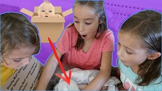 SHE'S HERE!!! REBORN BABY UNBOXING! thumbnail
