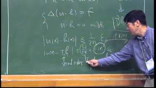 Mini Course - Regularity theory of elliptic equations - Lihe Wang - Class 2