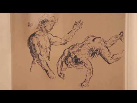 Maurice Denis et Eugène Delacroix de l'atelier au musée un documentaire de Valerio Truffa