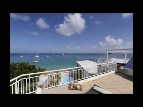 Saint Martin - Grand Case - Residence Oualie Beach