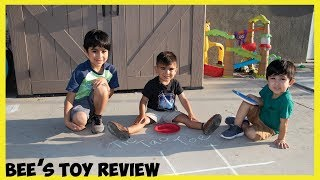 Giant Tic Tac Toe | Outdoor Games for Kids