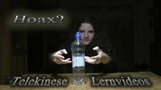 Hoax? - Telekinese Lernvideos