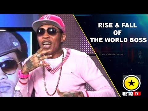Rise & Fall of The World Boss, Vybz Kartel