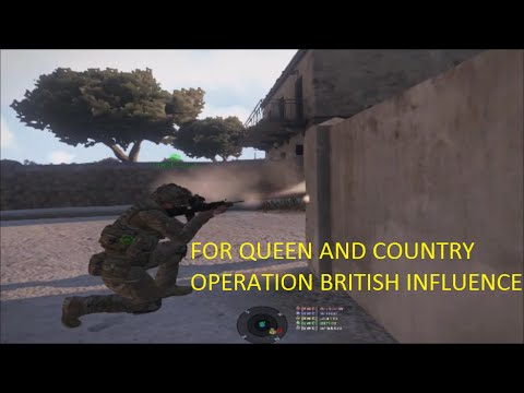 BWC-For Queen and Country: Operation British Influence